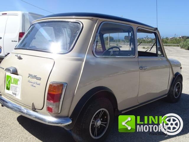 Innocenti Mini MK2 ANNO 1970 For Sale (picture 5 of 6)