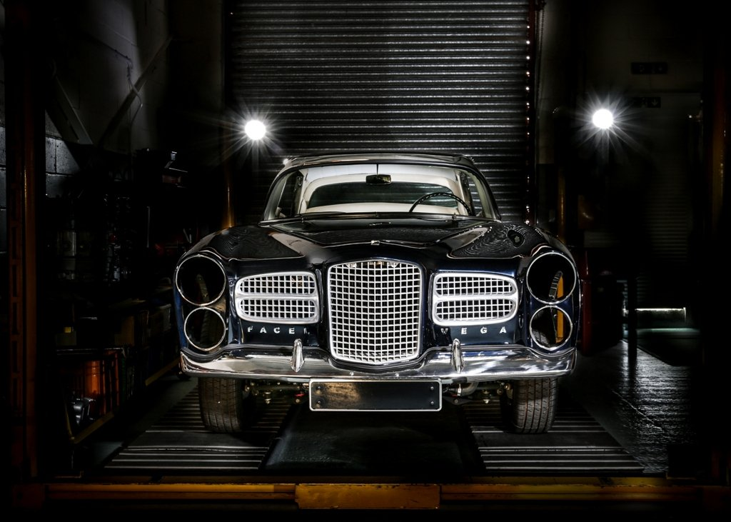 1959 Facel Vega Excellence EX1 For Sale (picture 1 of 6)