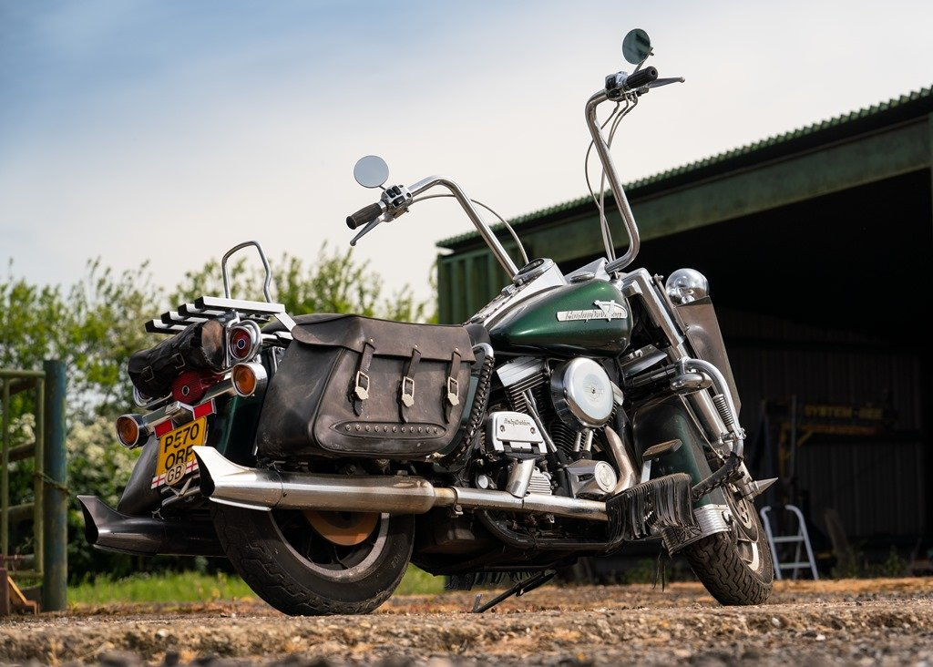 1997 Harley-Davidson FLHR Roadking SOLD by Auction (picture 1 of 6)