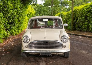 1969 Innocenti Mini T Estate For Sale by Auction