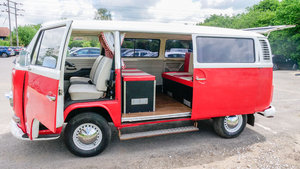 1972 VW Type 2 Early Bay Bus For Sale by Auction