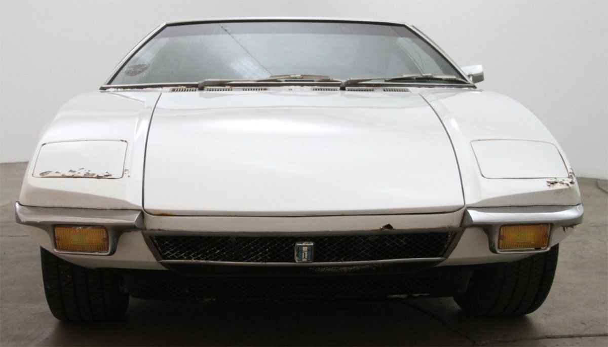 1972 De Tomaso Pantera Pre-L For Sale by Auction (picture 2 of 4)