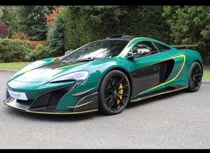 2016 McLaren MSO HS For Sale by Auction
