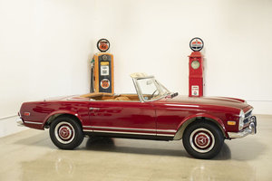 1963 Mercedes 230SL Pagoda Roadster For Sale by Auction