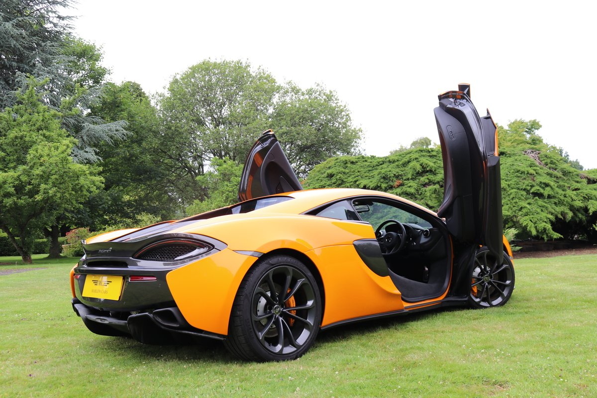2017 Mclaren 540C V8 SSG For Sale (picture 5 of 6)