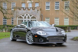 2010 Spyker C8 Spyder - Very Rare For Sale