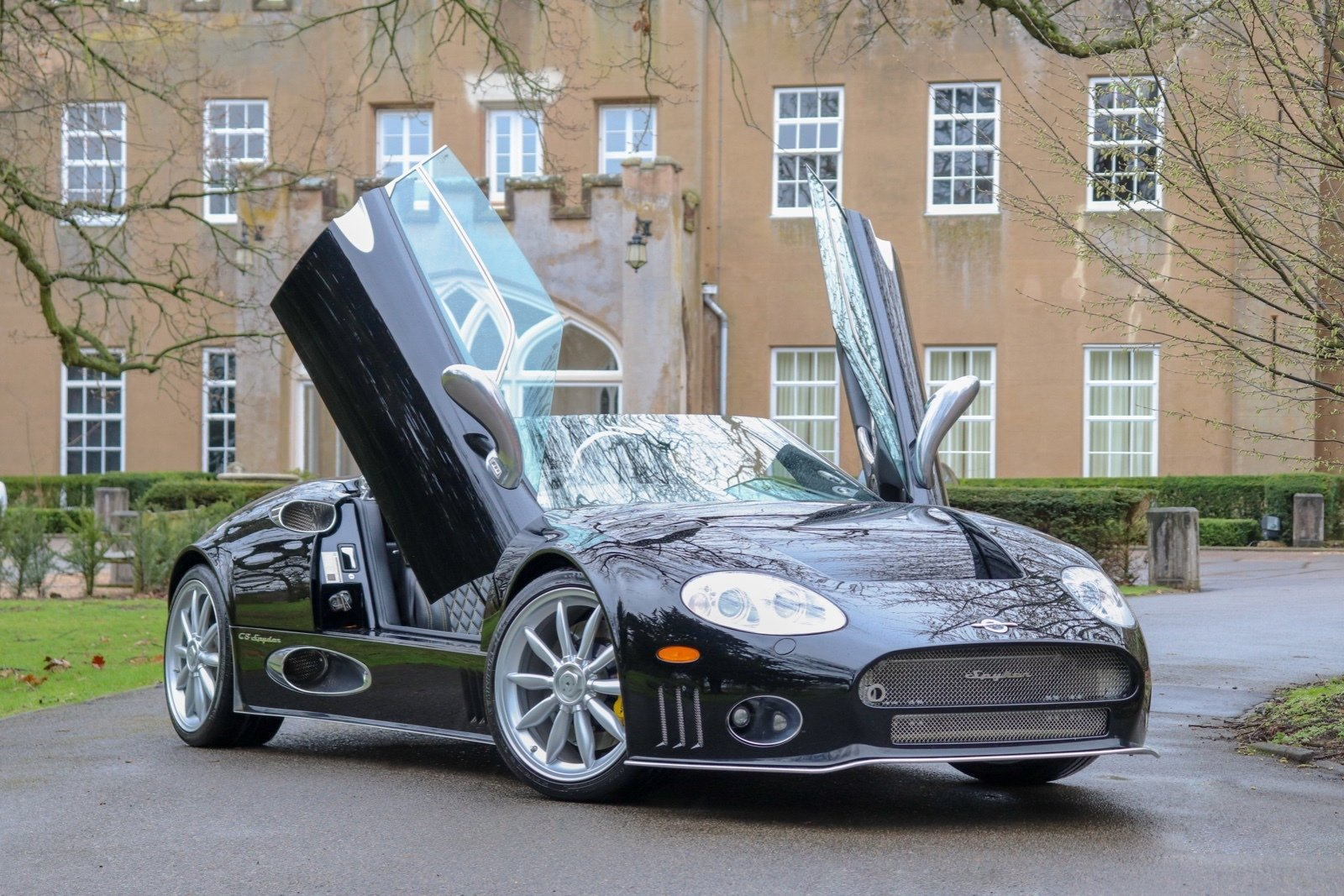 2010 Spyker C8 Spyder - Very Rare For Sale (picture 5 of 6)