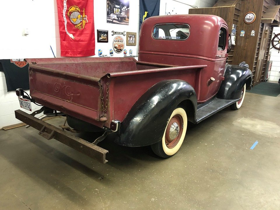 1941 GMC 100 (Tallmadge, OH) $29,900 obo For Sale (picture 3 of 6)