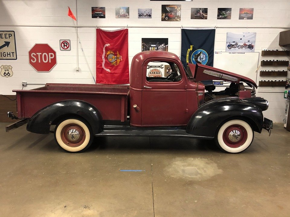1941 GMC 100 (Tallmadge, OH) $29,900 obo For Sale (picture 4 of 6)