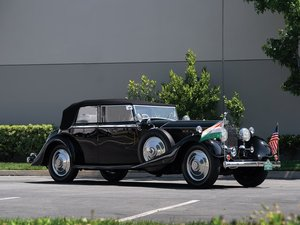 1929 Rolls-Royce Phantom II All-Weather Tourer by Thrupp & M