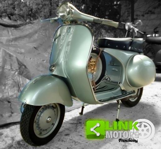 PIAGGIO VESPA (VS5) 150GS (1962) For Sale (picture 5 of 6)