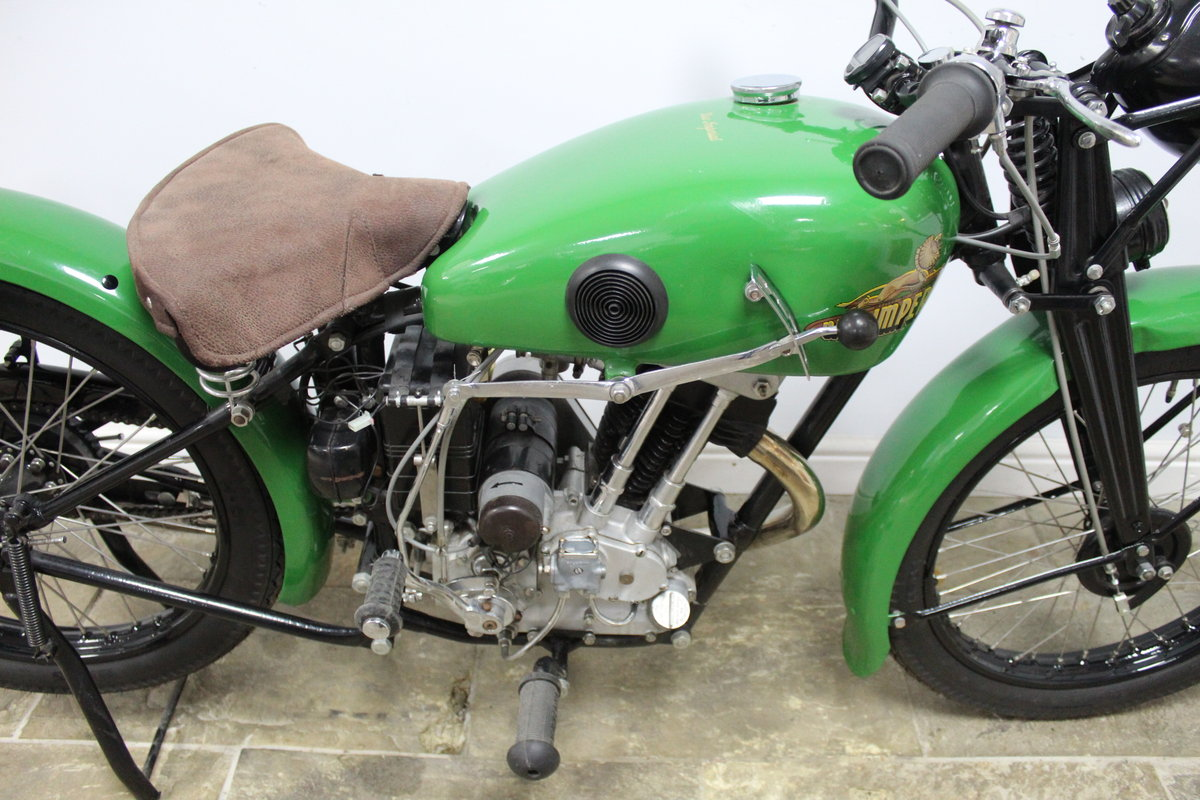 1937 New Imperial Model 23 150 cc Four stroke Lightweight  , For Sale (picture 2 of 6)