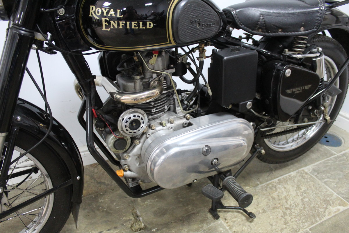 1967 Royal Enfield Bullet 456cc Diesel  , YES DIESEL  For Sale (picture 5 of 6)