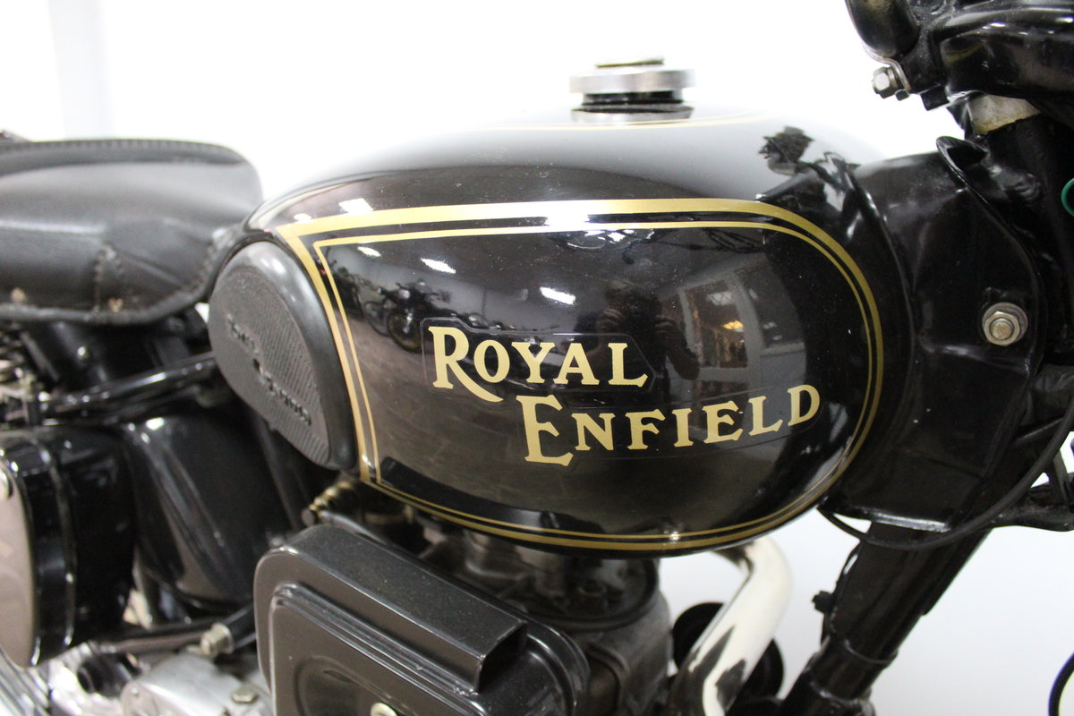 1967 Royal Enfield Bullet 456cc Diesel  , YES DIESEL  For Sale (picture 6 of 6)