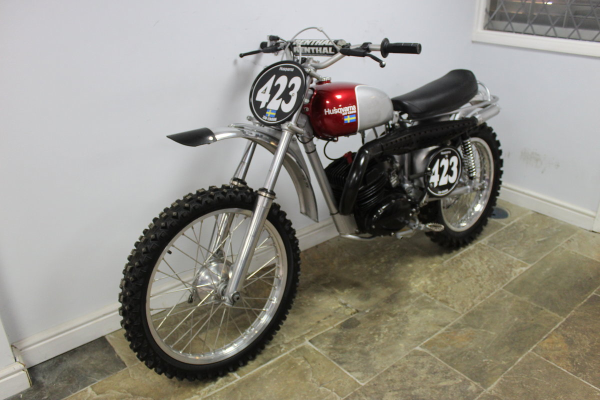 1967 Huskvarna 250 cc Two Stroke  SOLD (picture 5 of 6)