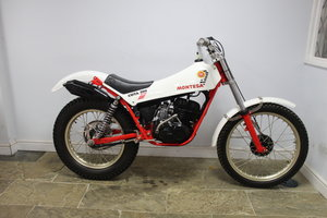 c1982 Montessa Cota 200 Superb Twin Shock Trials Bike  For Sale