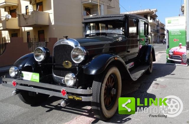 1928 Locomobile 8-70 AUTO ANTEGUERRA AMERICANA ANNI '20 For Sale (picture 1 of 6)