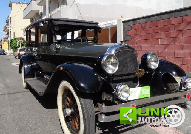 1928 Locomobile 8-70 AUTO ANTEGUERRA AMERICANA ANNI '20 For Sale (picture 2 of 6)