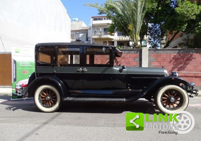 1928 Locomobile 8-70 AUTO ANTEGUERRA AMERICANA ANNI '20 For Sale (picture 3 of 6)