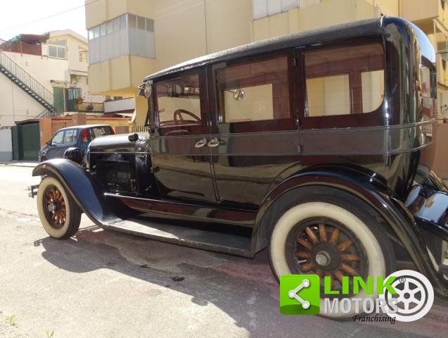 1928 Locomobile 8-70 AUTO ANTEGUERRA AMERICANA ANNI '20 For Sale (picture 6 of 6)
