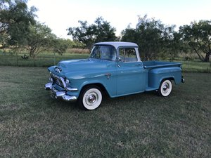 1957 GMC 100 BIG WINDOW V8 AUTO AM RARE AND NICE For Sale