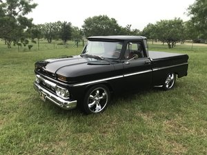 1965 GMC 100 350 ALUM HEADS PS DISC SWB COY'S 20'S COOL TRUC For Sale