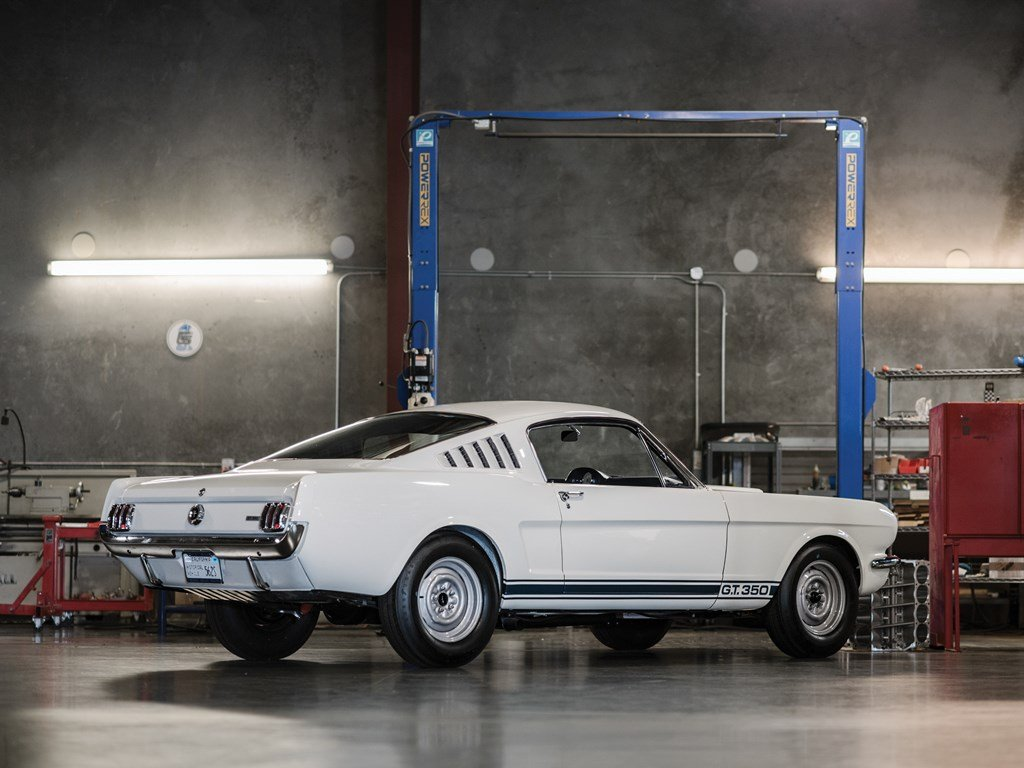 1965 shelby gt350 for sale by auction car and classic
