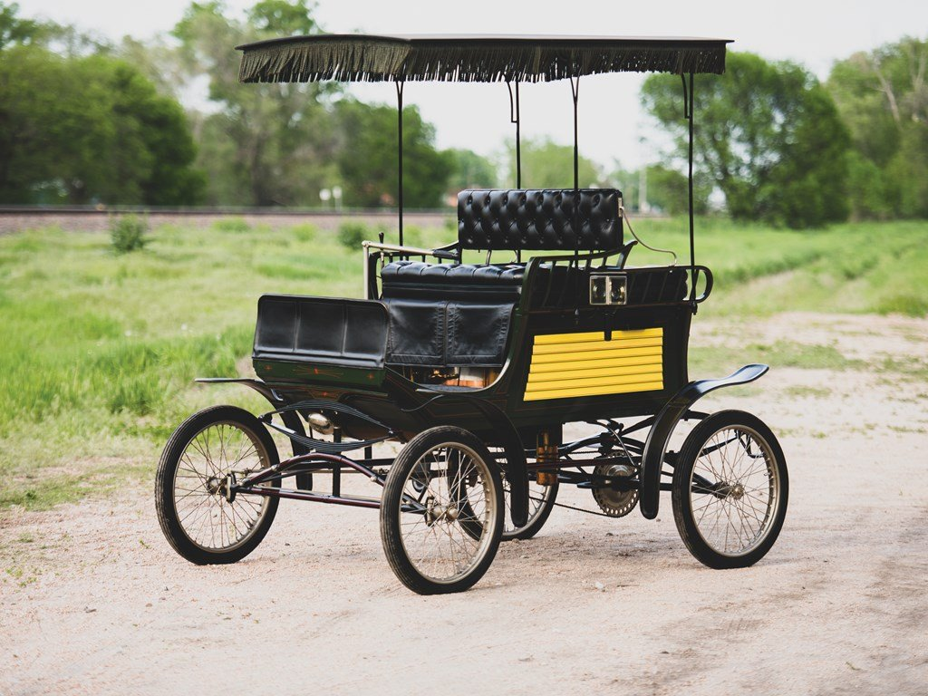 1901 Mobile Steam Dos--Dos For Sale by Auction (picture 1 of 6)