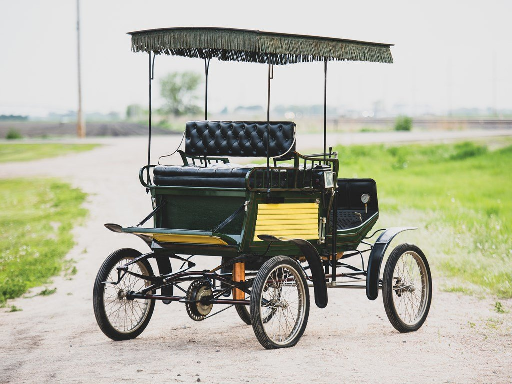 1901 Mobile Steam Dos--Dos For Sale by Auction (picture 2 of 6)