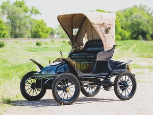 1906 Autocar Type X Runabout
