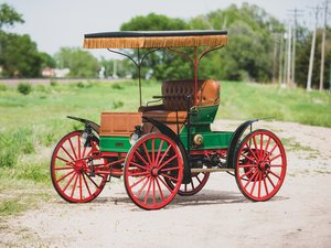 1908 Sears Model J Runabout