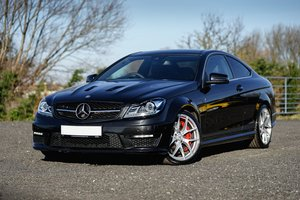 2013 Mercedes-Benz AMG C63 6.3 MCT 507 Edition Coup SOLD