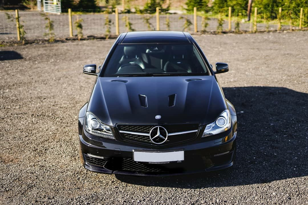 2013 Mercedes-Benz AMG C63 6.3 MCT 507 Edition Coup SOLD (picture 3 of 6)