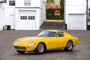 1965 Ferrari 275 GTB SOLD
