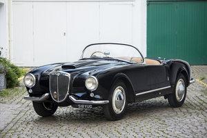 1955 Lancia Aurelia B24 Spider SOLD