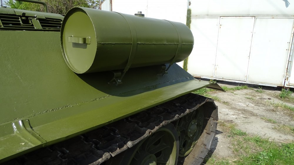 1943 Tank, Panzer, Russian Tank, Tank typ T34, T34 Tank For Sale (picture 3 of 6)