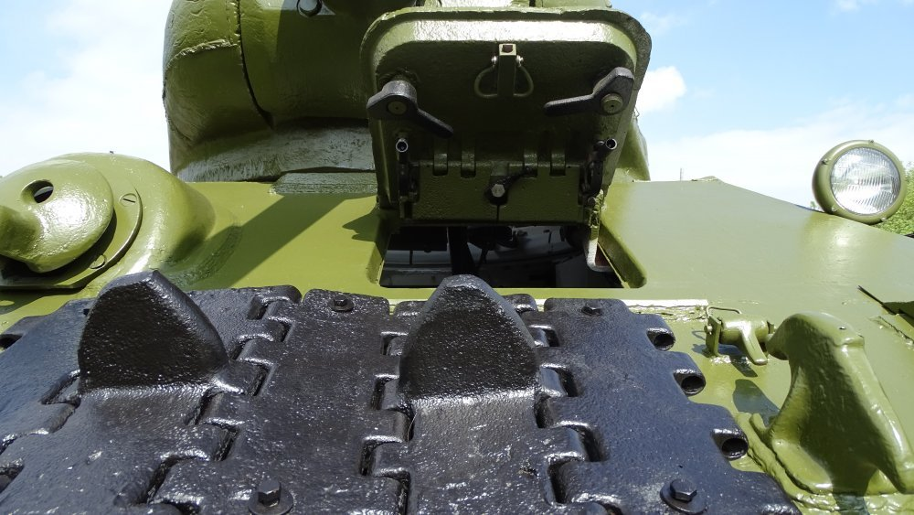 1943 Tank, Panzer, Russian Tank, Tank typ T34, T34 Tank For Sale (picture 4 of 6)