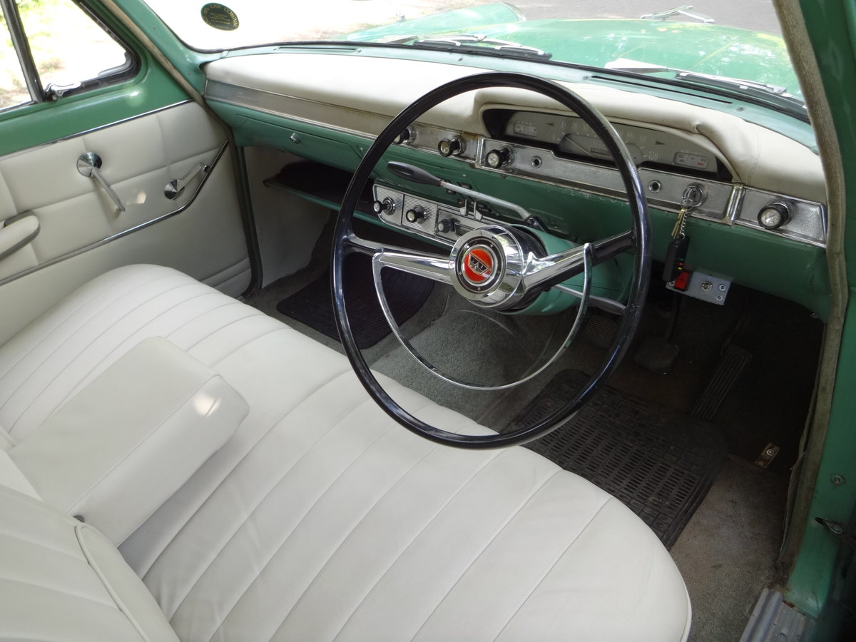 1960 ford consul SOLD (picture 3 of 6)