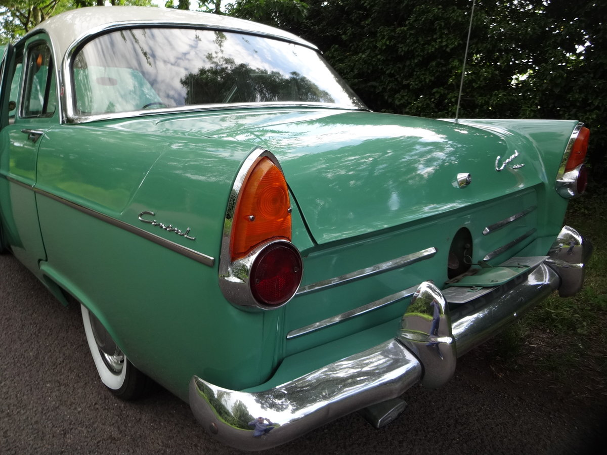 1960 ford consul SOLD (picture 5 of 6)