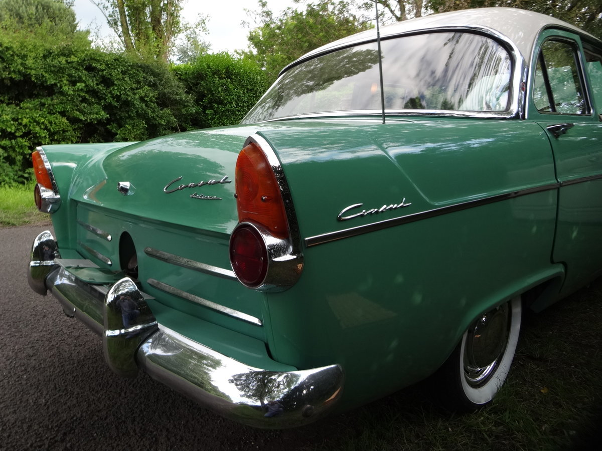 1960 ford consul SOLD (picture 6 of 6)
