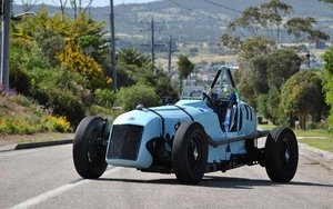 1938 BWA HISTORIC RACING CAR -Ex-Gib Barrett 1953 AGP For Sale by Auction