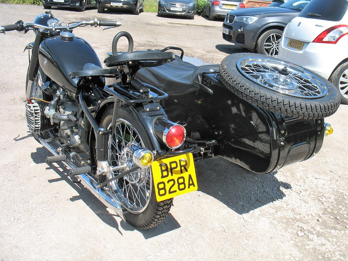 1978 Chang Jiang Sidecar. For Sale (picture 3 of 6)