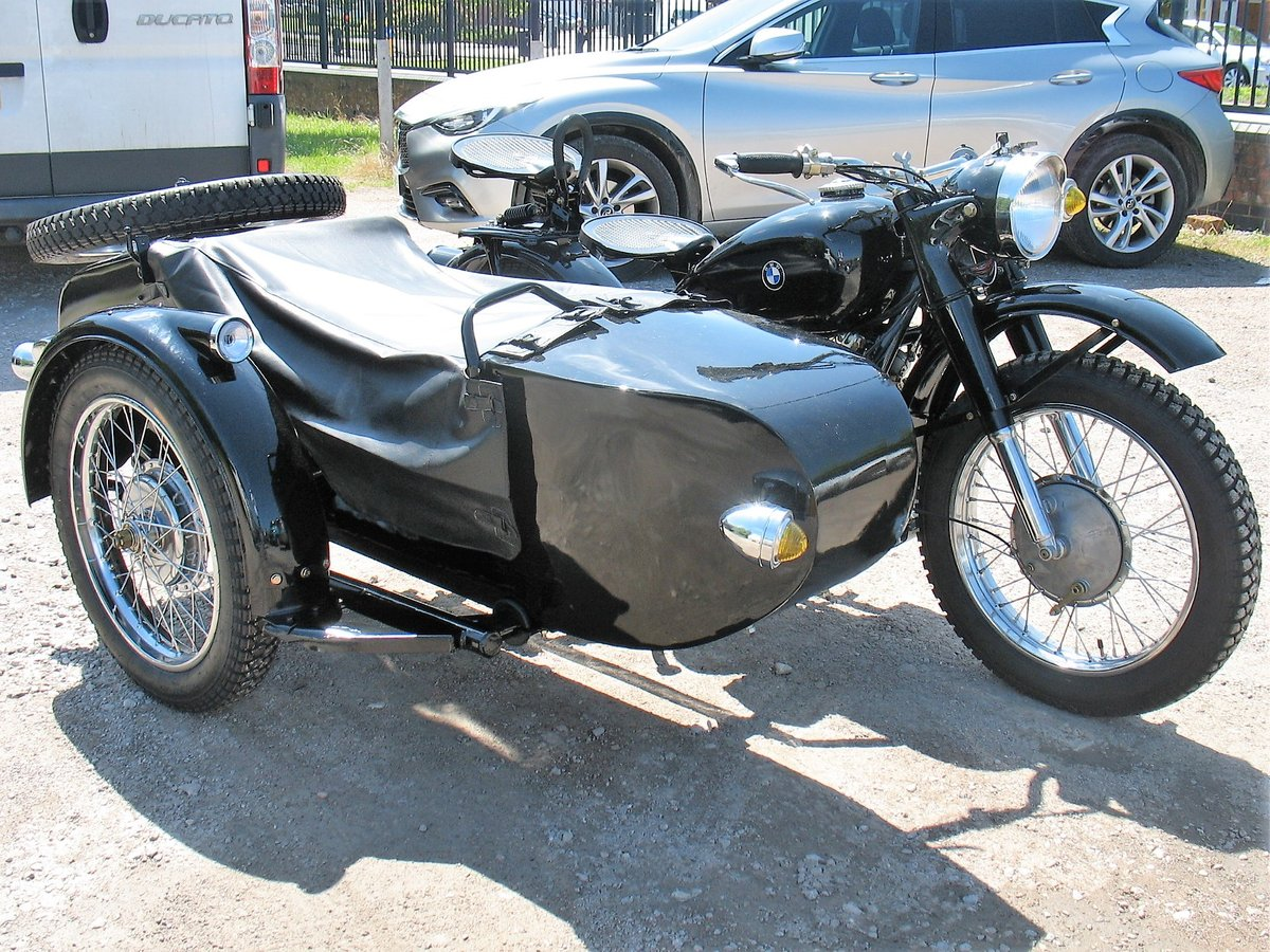 1978 Chang Jiang Sidecar. For Sale (picture 6 of 6)