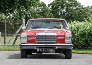 1972 Mercedes-Benz 280 CE SOLD by Auction