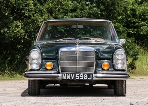 1971 Mercedes-Benz 280 SE SOLD by Auction