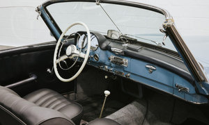 1957 Mercedes-Benz 190SL Roadster For Sale by Auction