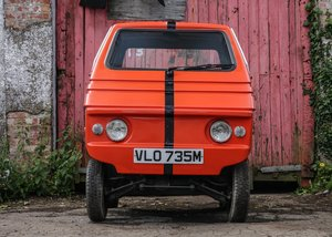 1974 Zagato Zele SOLD by Auction
