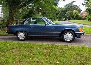 1987 Mercedes-Benz 420 SL SOLD by Auction