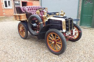 1903 A splendid VCC dated twin cylinder London Brighton Run car For Sale