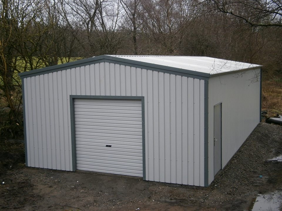 Motorhome camper garage For Sale (picture 5 of 6)